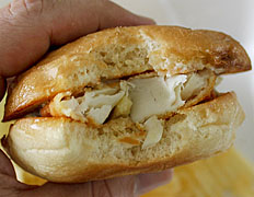 ylvia's Cafe - Ellsworth's Favorite Restaurant near Bar Harbor & Acadia Park is serving the best Haddock sandwich ever, Come in and try it for yourself.